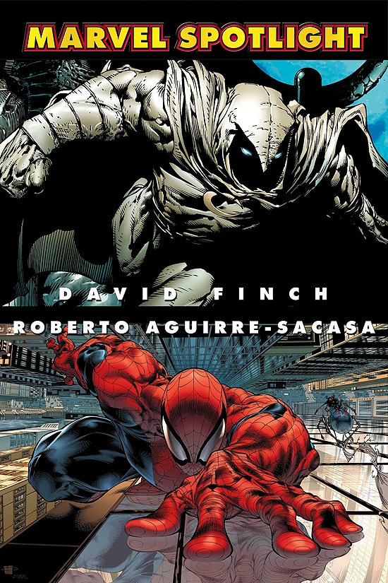 MARVEL SPOTLIGHT: DAVID FINCH/ROBERTO AGUIRRE-SACASA #4