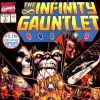 INFINITY GAUNTLET #1 cover by George Perez