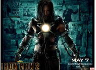 IRON MAN 2: MOVIE POSTER #3