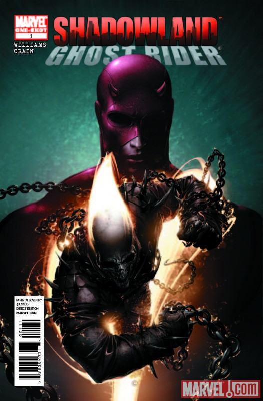 Image Featuring Daredevil
