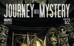 Journey Into Mystery #622 Hollywood variant cover by Lee Weeks
