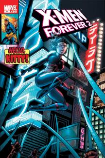X-Men Forever 2 (2010) #9