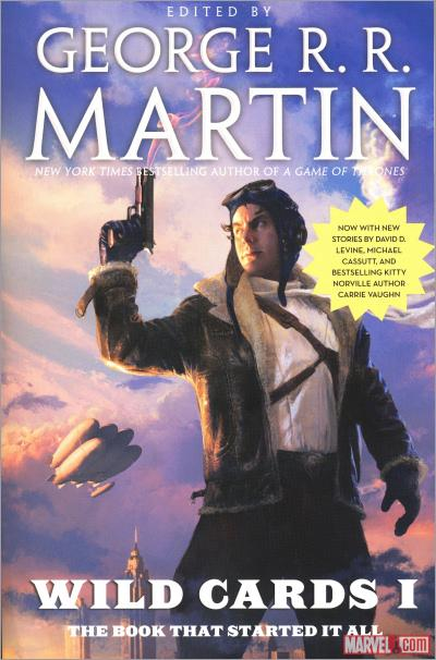 Wild Cards, edited by George R. R. Martin