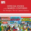 Avengers, Thor &amp; Captain America: Official Index to the Marvel Universe (2010) #3