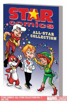 Star Comics: All-Star Collection Vol. 1 GN-TPB (Graphic Novel)
