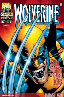 Wolverine (1988) #145