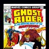 GHOST RIDER #27 COVER
