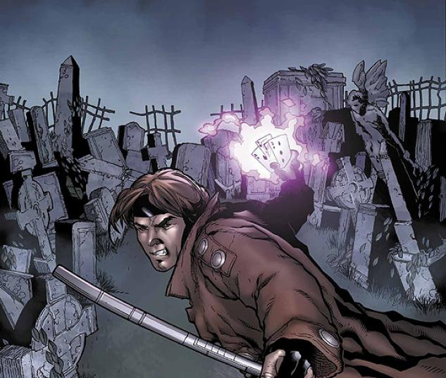 GAMBIT (2006) #7 COVER