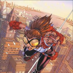 ARAA: THE HEART OF THE SPIDER (2005) #1 COVER