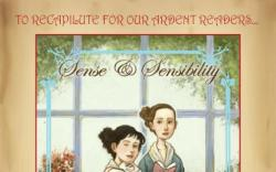 SENSE &amp; SENSIBILITY #2 recap page