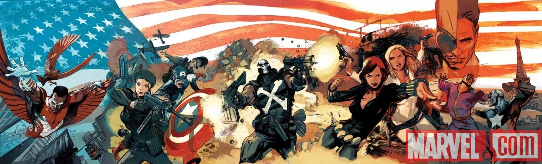 Captain America One Shot covers by Greg Tocchini