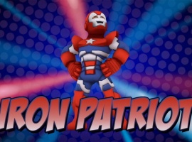 SHSO: Iron Patriot Vignette