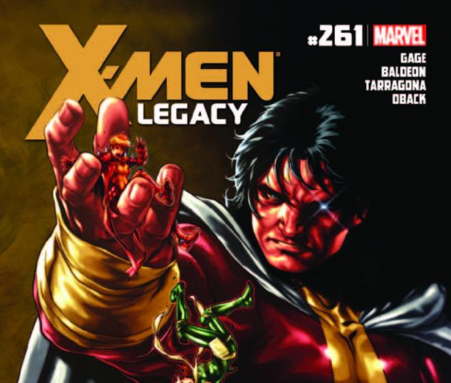 X-MEN LEGACY 261