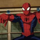 Spidey ready for action in Marvel's Ultimate Spider-Man