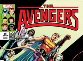 AVENGERS 19 CASSADAY 80S VARIANT (INF, WITH DIGITAL CODE)