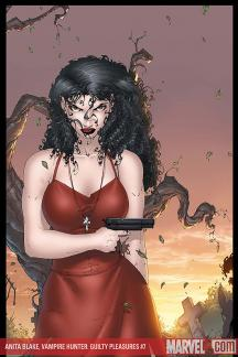 Anita Blake, Vampire Hunter: Guilty Pleasures #7