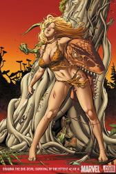 Shanna the She Devil: Survival of the Fittest #2 