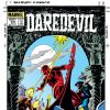 DAREDEVIL #221 COVER