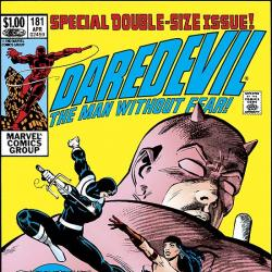 DAREDEVIL VS. BULLSEYE VOL. 1 COVER