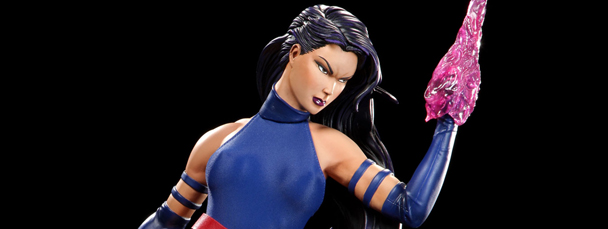 New From Sideshow: Psylocke PFF