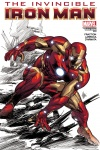 Invincible Iron Man (2008) #508 (Architect Variant)