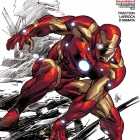 Invincible Iron Man (2008) #508, Architect Variant