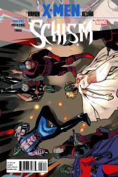X-Men: Schism #3  (2nd Printing Variant)