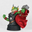 Thor Frog mini bust by Gentle Giant Ltd