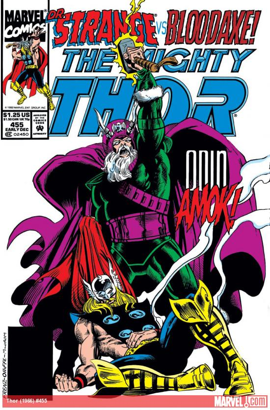 Thor (1966) #455