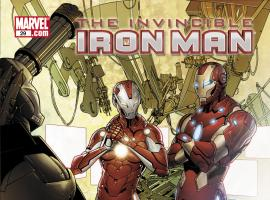 Invincible Iron Man (2008) #29
