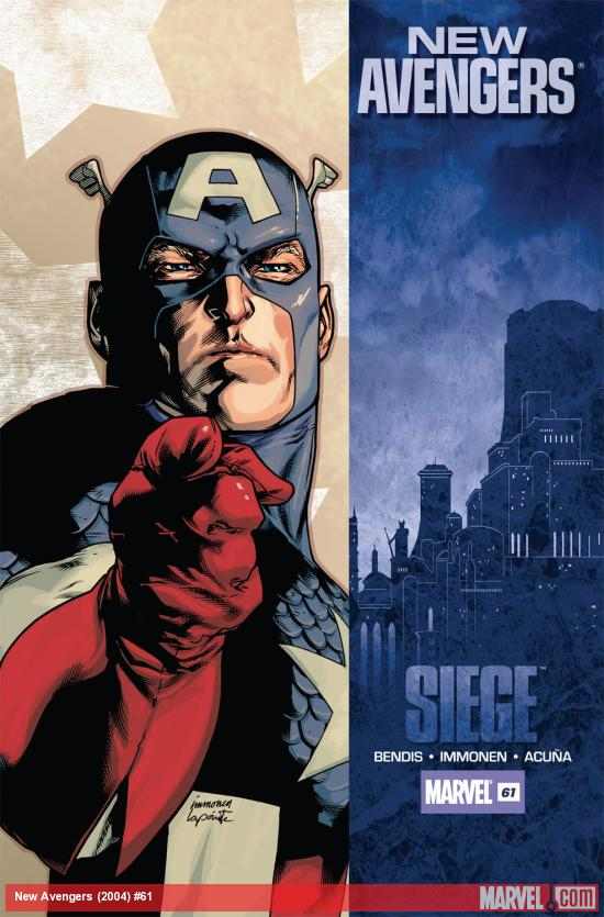 New Avengers (2004) #61