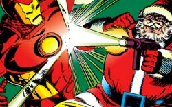 Marvel Holiday Grab Bag 2015: Iron Man