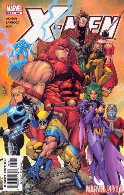 Image Featuring Juggernaut, Polaris, Rogue, Wolverine, X-Men, Xorn (Kuan-Yin Xorn), Gambit, Havok