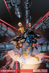 X-Men Forever #21 