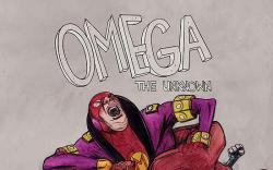OMEGA: THE UNKNOWN #9
