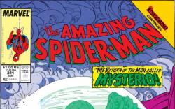 AMAZING SPIDER-MAN #311