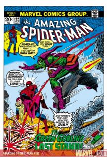 Amazing Spider-Man #122
