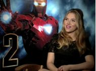 Iron Man 2 Up Close: Scarlett Johansson
