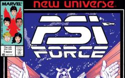 Psi-Force #1