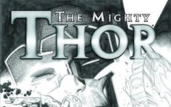 THE MIGHTY THOR 4 2ND PRINTING VARIANT