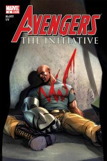 Avengers: The Initiative (2007) #6