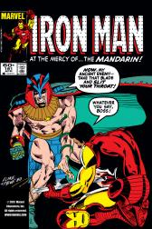 Iron Man #181 