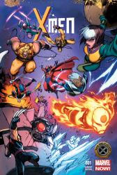 X-Men #1  (Madureira X-​Men 50th Anniversary Variant)
