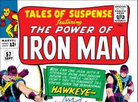 Tales of Suspense (1959) #57 Cover