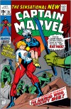 CAPTAIN MARVEL #20 COVER