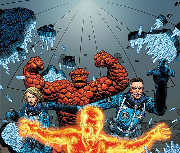 Fantastic Four: First Family (2006) #6