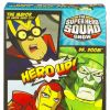 Super Hero Squad 3-pack packaging