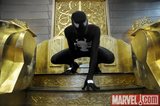 Marvel Cosplay Photo Op - Spider-Man