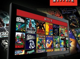 Marvel Shows Now Available on Netflix!