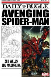 Avenging Spider-Man Daily Bugle #1